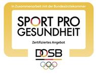 SPORT PRO GESUNDHEIT - Dackmarke für Qualitätssiegel im Gesundheitssport