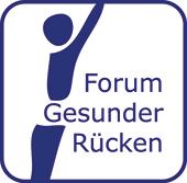 Forum Gesunder Rücken Logo