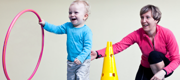 DTB-Akademie - DTB-Kursleiter/in Babys in Bewegung