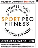 Geräte Fitness Zertifikat