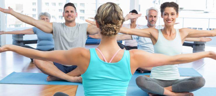 DTB-Akademie Gesundheit-Yoga